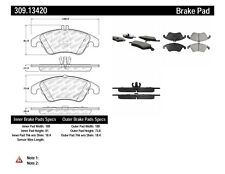 Disc Brake Pad Set-Base Front Stoptech 309.13420