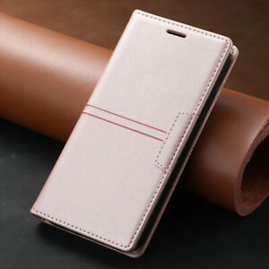 For iPhone 12 11 Pro Max XR XS SE 6S 7 8 Leather Wallet Case Magnetic Flip Cover