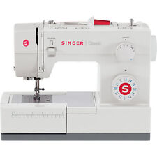 Singer 44S Classic Heavy Duty Sewing Machine - High Speed, 23 Built-In Stitch O
