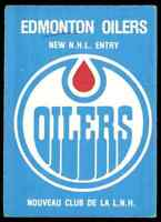 1979-80 O-Pee-Chee Checklist - Oilers Logo #82