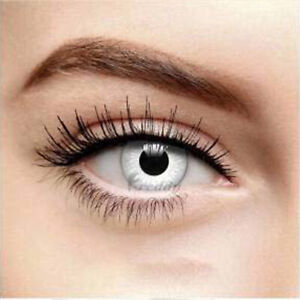 Fancy Eye Color for Parties & occasionally White Color.