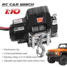 Treuil électrique voitures 1:10 RC pour SCX10 D90 D110 TF2 TRX4 universel