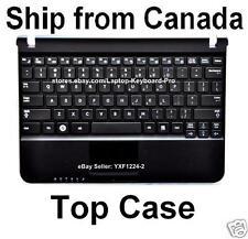 SAMSUNG N210 N220 Keyboard with Topcase - Black - US English