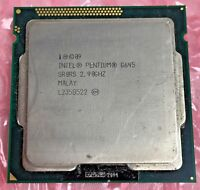 Intel Pentium G645 Dual-Core 2.9GHz / 3M / 5GT/s, SR0RS, Socket LGA1155 CPU