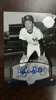 2004 ROY WHITE Auto SP #159 UD Timeless Teams  Short Print !