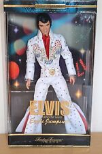 2001 Collector Edition Timeless Treasures ELVIS PRESLEY IN EAGLE JUMPSUIT Barbie