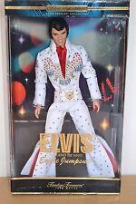 2001 Edición Coleccionista tesoros atemporales Elvis Presley en Eagle Mono Barbie