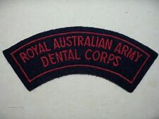 INSIGNE BADGE AUSTRALIE ROYAL AUSTRALIANARMY DENTAL CORPS