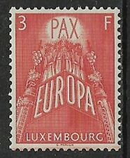 LUXEMBOURG 1957 Europa 3f. Red SG 627 MLH/* (CV £150)