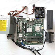 Dell DG33M06 Motherboard Intel Core 2 Quad 2.66GHz CPU 4Gb RAM 300W PSU + Extras