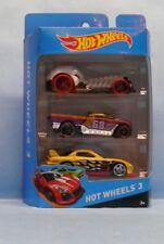 2013 Hot Wheels Three 3 Car Gift Pack