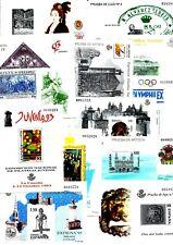 LOTE 12 PRUEBAS DE LUJO AÑOS 1990/95