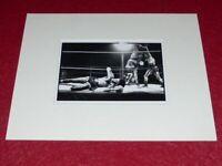 [Fotografía] Archivos James A. Fox (Agencia Magnum) Boxeo (243)