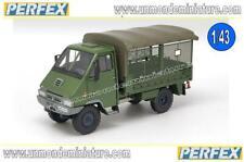 Renault B110 4X4 MO Transport De Troupes Gendarmerie Kaki PERFEX - PE 722 - 1/43