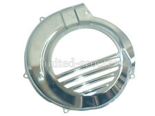 Vespa PX125 PX150 P200 VSX Stella Star LML Flywheel Cover Chrome 150 cc New
