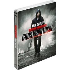 Blu-ray MISSION IMPOSSIBLE steelbook-Ghost protocol (protocole fantôme) NEUF