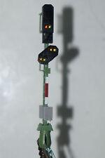 Fertigmodell Lichtblocksignal mit Vorsignal, Viessmann 4414 A