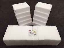 "20 PACK Magic Sponge Eraser Heavy Duty Extra Durable Power Pro 1 1/4"" Thick Foam"