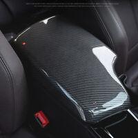 Carbon Fiber Interior Console Armrest Box Cover For BMW 3 Series 320li F30 34