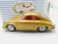 DINKY TOYS * PORSCHE 356 A COUPE * 1958 * CODE 2 * OVP * LIMITED 1/10