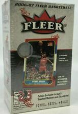 2006 FLEER BASKETBALL SEALED HOBBY BOX MICHAEL JORDAN RC? AUTO? 1986