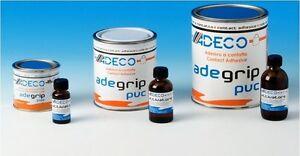 COLLA PER GOMMONI IN PVC(ZODIAC-ARIMAR-EUROVINIL) ADECO ''ADEGRIP''+ ATTIVATORE