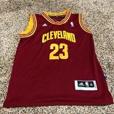 Lebron James #23 Cleveland Cavaliers Cavs NBA Swingman Jersey Youth XL +2 18-20