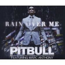 PITBULL FEAT MARC ANTHONY - RAIN OVER ME  CD SINGLE NEW