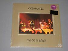 DEEP PURPLE Made in Japan Live (Purple Vinyl) 2LP gatefold New Sealed Rocktober