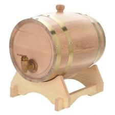 Botte/botti porta sacca bag in box di rovere per sacca da 5 litri di vino