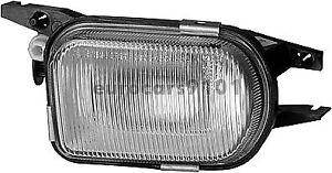 New! Mercedes-Benz C240 Hella Left Fog Light Assembly H12976011 2158200556