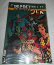 Comic Graphic Novel - Secret Origins Featuring JLA