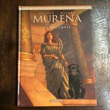 MURENA - DELABY DUFAUX - INTEGRALE 2 EDITION ORIGINALE TOME 5 A 8