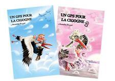 Un GPS pour la cigogne - Tomes 1 & 2 - Amandine Forgali - Témoignage infertilité