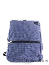 Jack Spade Men's Packable Graph Check Nylon Backpack Brand New