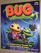 BUG ADVENTURE Vintage Big Box PC CD-ROM game KNOWLEDGE ADVENTURE 1998 NEW