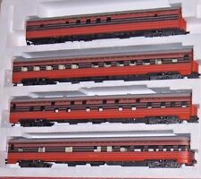 Rivarossi 6967 Milwaukee Road HIAWATHA 4-Car Smooth Side Set B