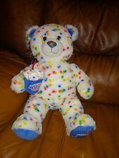 Build a Bear Blizzard DQ Dairy Queen Rainbow Sprinkles Confetti w/ accessory
