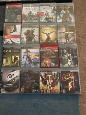 New ListingLot of Playstation 3 Ps3 Games Bundle Video Games Sony