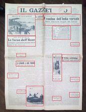 WW2-LA LUFTWAFFE A VOLO RADENTE SU UNA CITTA BRITANNICA-DEL 11-03-1943 N.1828