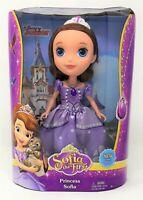 Disney Junior Sofia The First Princess Sofia 23cm Doll Toy