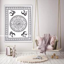 Om Hippie Mandala Tapestry Wall Hanging Throw Bohemian Wholesale Lot Of 5 Pcs