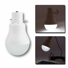 15W 150LM Portable Solar Energy Panel Lighting System Camping Bulbs Lamp EM