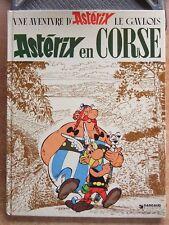 ASTERIX T. 20 : ASTERIX EN CORSE. -1973 - E.O. -GOSCINNY - UDERZO - ED. DARGAUD