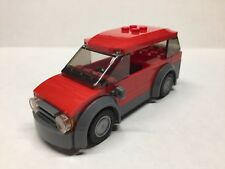 LEGO, CITY,  Red Crossover Wagon New LOOK!