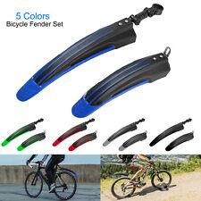 MTB Mudguard Bike Fender Duck-Flap Front Rear Orange Cyclocross USA Made Charity