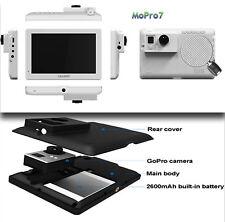 """7"""" MONITOR LED IPS LILLIPUT  MODELLO MoPro 7 PROGETTATO PER GoPro Hero 3+ / 4"""
