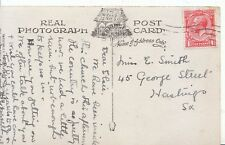Family History Postcard - Smith - George Street - Hastings - Sussex - Ref 1517A