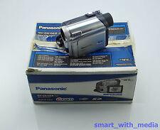 PANASONIC NV-GS15 CAMCORDER BOXED MINI DV TAPE DIGITAL VIDEO CAMERA GS15EB