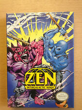 Zen: Intergalactic Ninja (Nintendo Entertainment System, 1993)